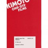 Kimolec PF A3 (50 feuilles) : Film Translucide Mat 90µ pour imprimante laser