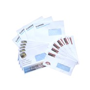 Laser printer C5 envelopes 90gsm / window - Size : C5 (162x229mm)