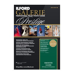 ILFORD GALERIE Prestige Smooth Gloss, photo paper 310gsm - A4 (250 sheets)