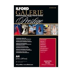 ILFORD GALERIE Prestige Smooth Pearl 310gsm, photo paper - 1015 (100 sheets)