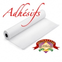 White Glossy Vinyl Adhesive 265 microns - 17 inches roll (432mmx20M)