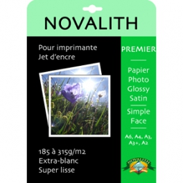 Premier 285 Ultra Glacé, ink jet photo paper 285gsm - A4 (100 sheets)