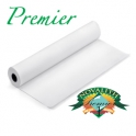 17 inches roll of high quality glossy paper 305gsm, 432mmx25M