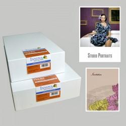 Cartes Fine Art imprimable 220g/m2 - Format : 139,7x187,3mm (25 cartes&env)
