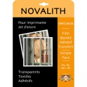 Ink jet Transparency Clear Film - A5 (25 sheets)